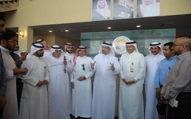 Al Falih Discusses Acquisition of Jazan Power Complex with Aqua Power