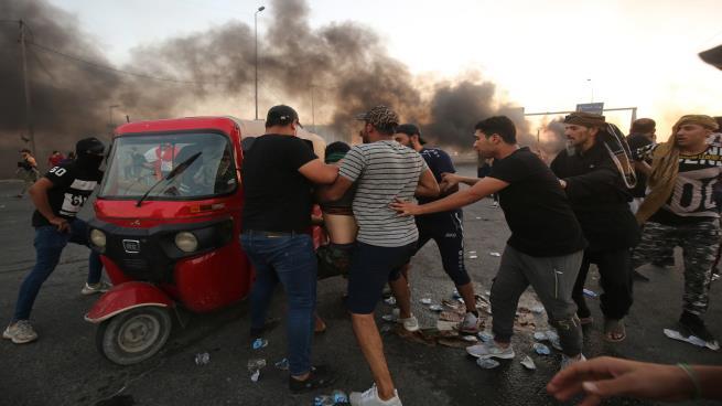 الحكومة العراقية تعلن حزمة قرارات اقتصادية لتهدئة الاحتجاجات