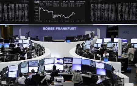 European markets opened higher and ignore the Chinese indicators