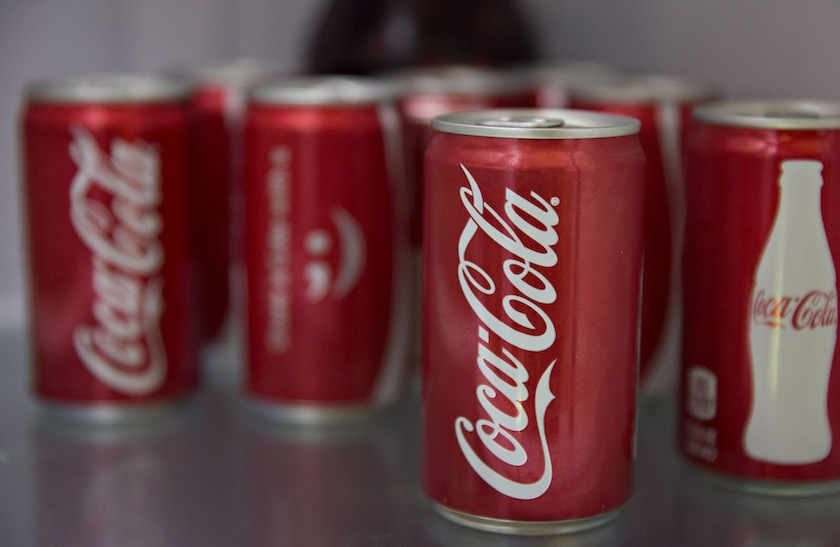 Coca-Cola finds Iraq stores with free initiative