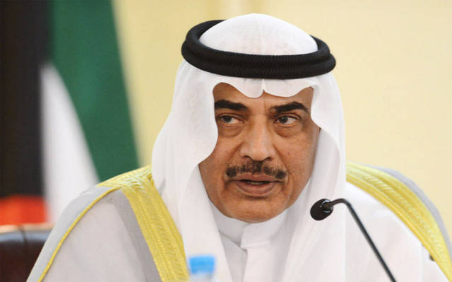 رئيس الوزراء الكويتي: