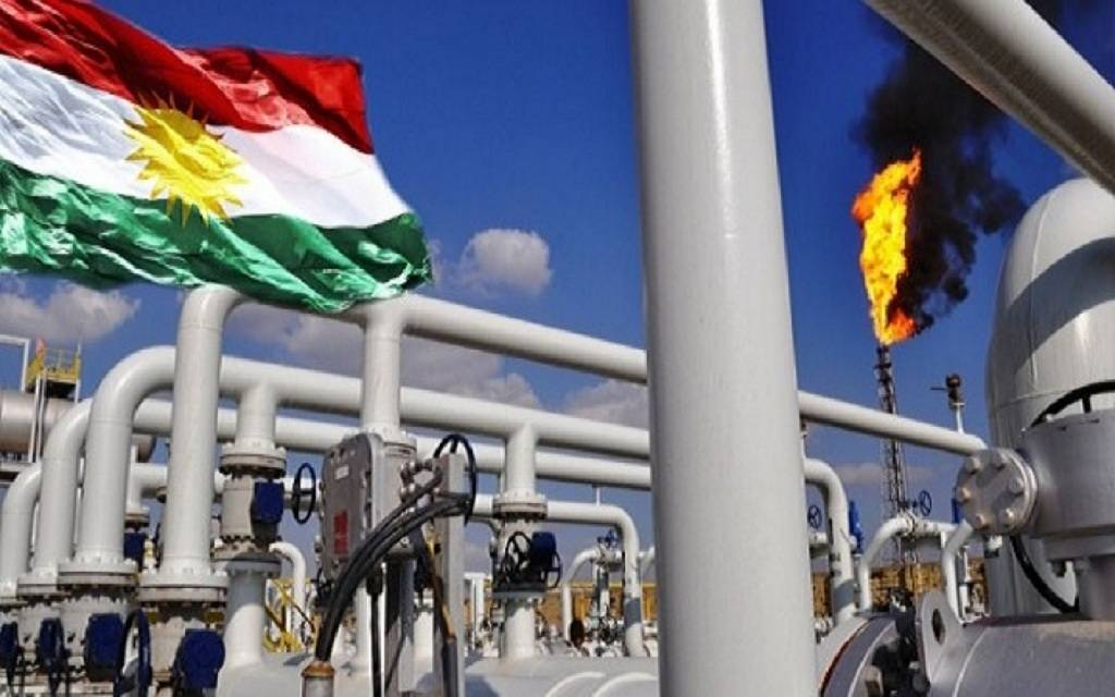 The start of export from the Kurdistan gas line 2020