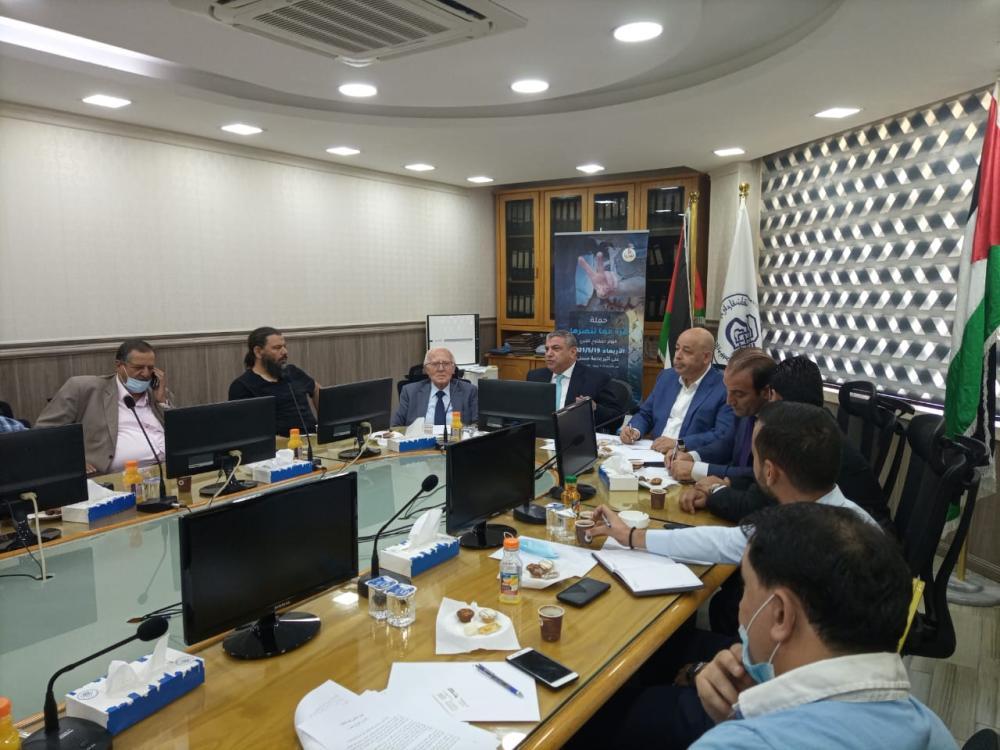 اليعقوب: القمة الثلاثية فتحت المجال امام المقاول الاردني لدخول العراق