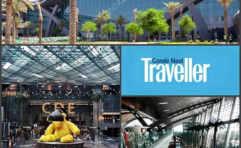 Hamad International Airport, the sixth-best airport in the world