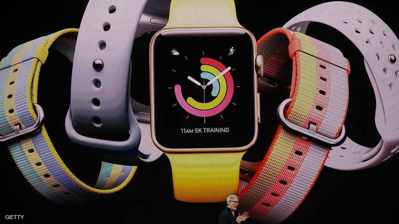 For the first time .. Apple watches outperform all Swiss watches