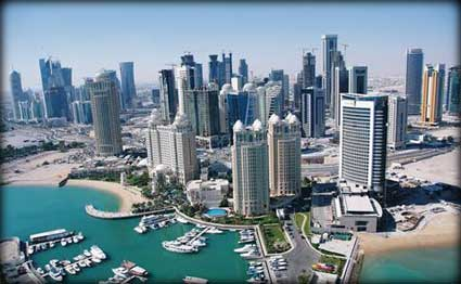 تحذيرات من ارتفاع أسعار الأراضي فى قطر ... وركود طفيف بالربع الثالث