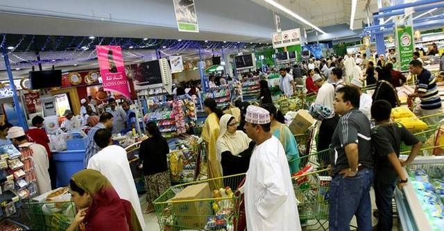 The inflation rate in the Sultanate of Oman is rising on a monthly basis