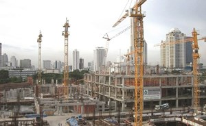 $ 3 trillion in construction market in the Gulf by 2020