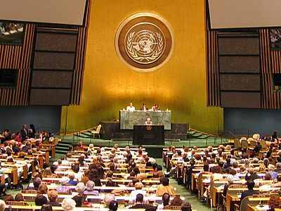 العراق عضواً في مجلس الأمم المتحدة الاقتصادي