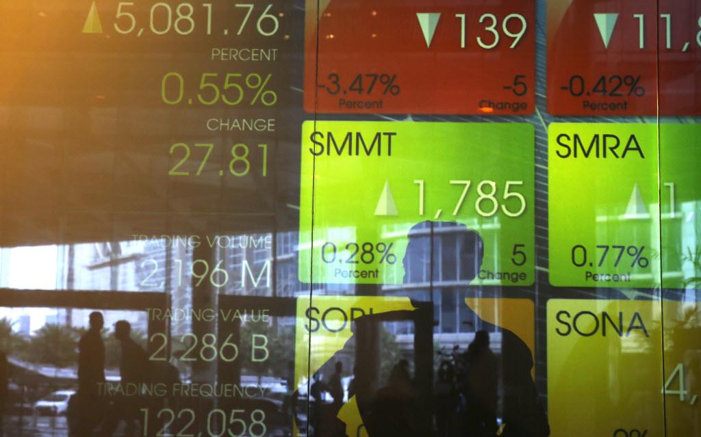 الأسهم الأمريكية تغلق منخفضة وتقلص مكاسب الأسبوع