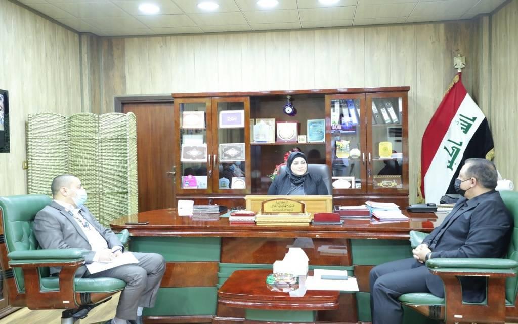 العمل العراقية: توجيهات بتنفيذ المشروع الإصلاحي الحكومي للقضاء على الفقر