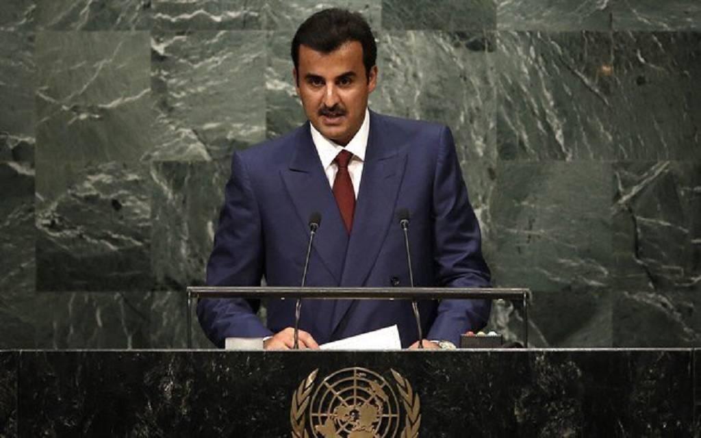 أمير قطر: نمو الناتج المحلي غير النفطي بنسبة 5.6%