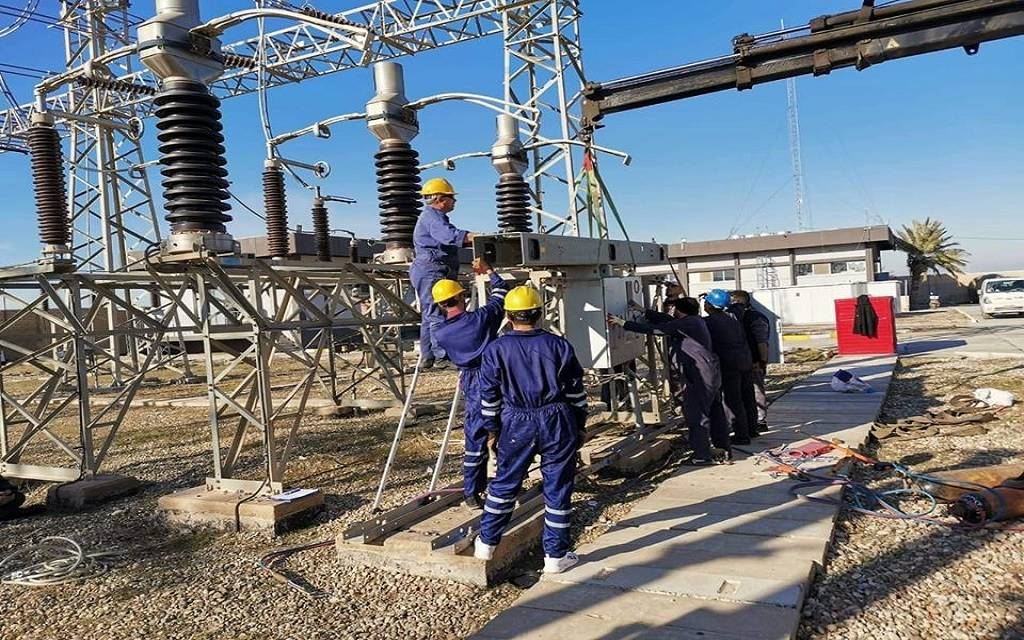 Iraqi Electricity reveals a trend to install contracts and daily wages
