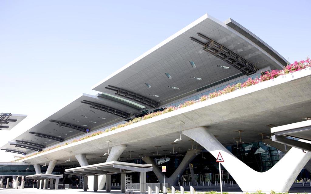 زيادة أعداد المسافرين بمطار حمد الدولي 8% بالنصف الأول