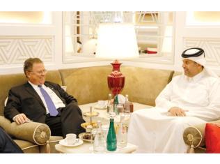 Trade exchange between Qatar and Brazil