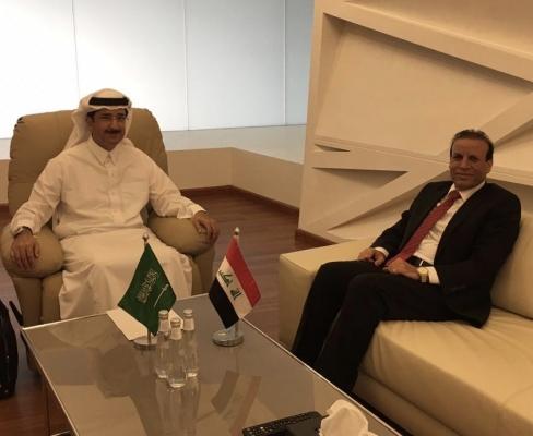 العراق والسعودية يبحثان جاهزية مذكرة التفاهم بين وزارتي الصناعة والطاقة للبلدين