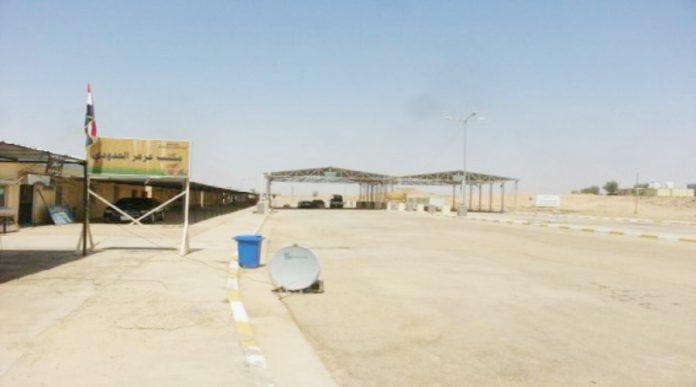 العراق يحدد موعد افتتاح منفذ عرعر مع السعودية