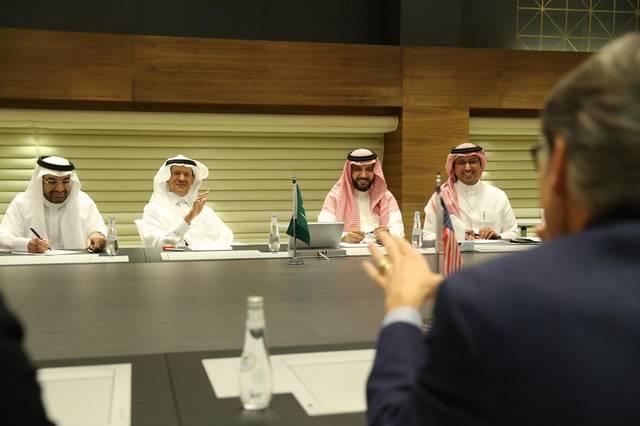 السعودية وأمريكا تتفقان على تأمين إمدادات الطاقة العالمية