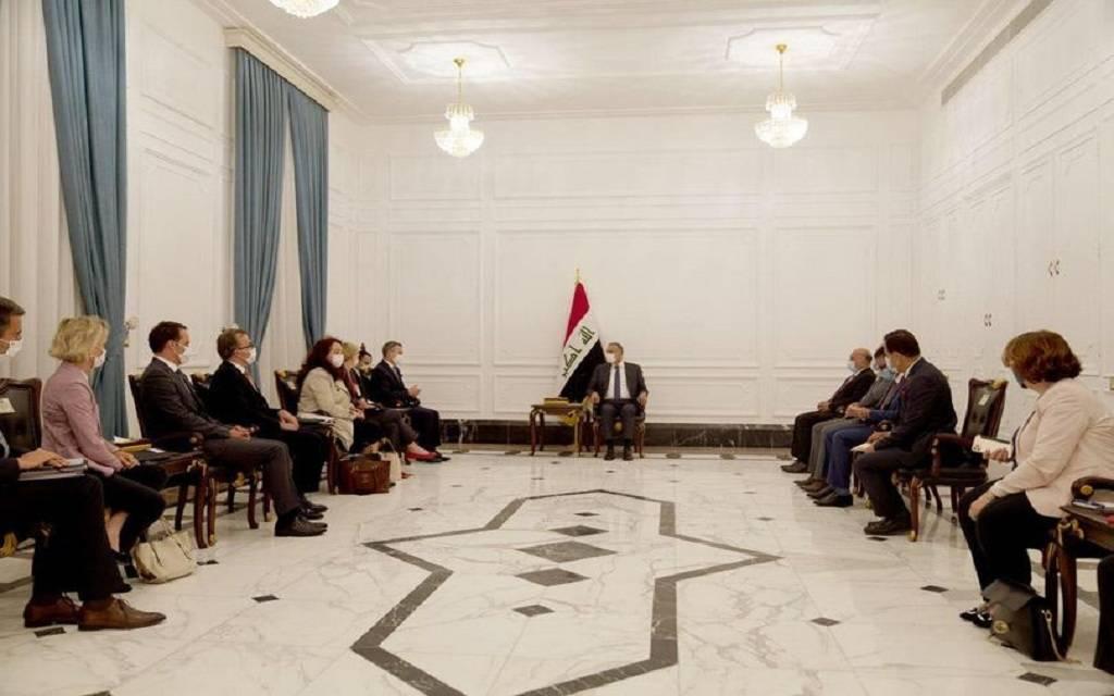 العراق يناقش مع سويسرا موضوع الأموال المجمدة وملفات التعاون الاستثماري