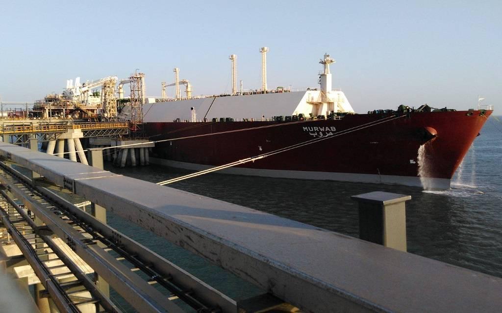 قطر تزود محطة