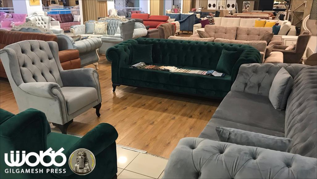 With more than two billion dollars .. Iraq tops the list of importers of Turkish furniture