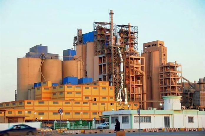 ليبيا: من غير المرجح أن تبدأ مصانع الأسمنت الهواري في بنغازي الإنتاج قبل عام 2019