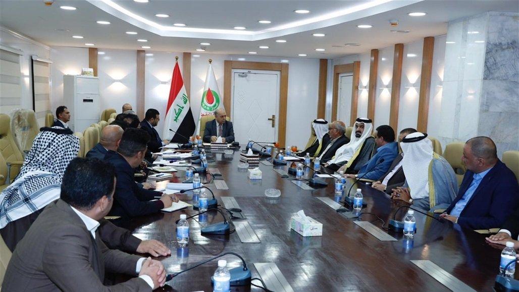 الغضبان: نسعى لزج الشركات العراقية في قطاع الغاز لتطوير الصناعة الغازية