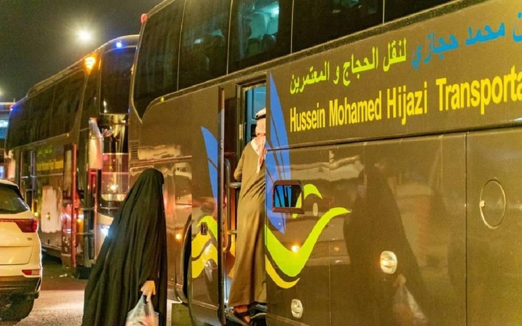 السعودية.. مغادرة المعتمرين العراقيين عبر مطار الملك عبدالعزيز