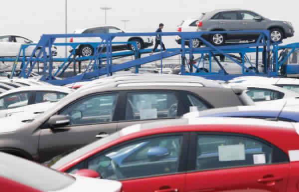تراجع صادرات السيارات الكورية الجنوبية %8 الشهر الماضي