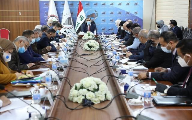 هيئة الرأي بوزارة التخطيط العراقية تناقش إجراءات دعم القطاع الخاص