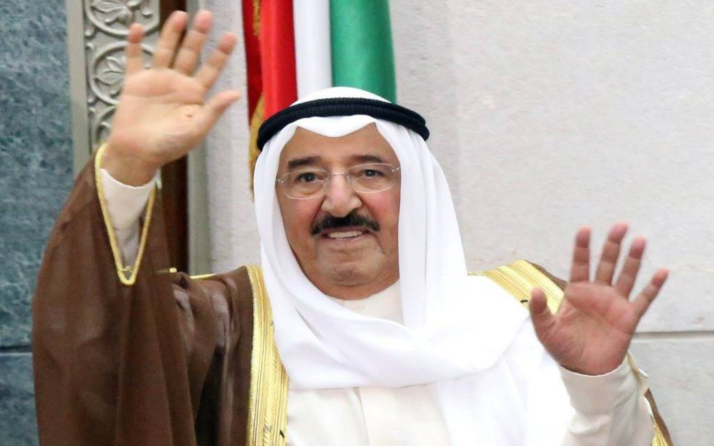 The prince of Kuwait pays off the debts of the citizens and residents