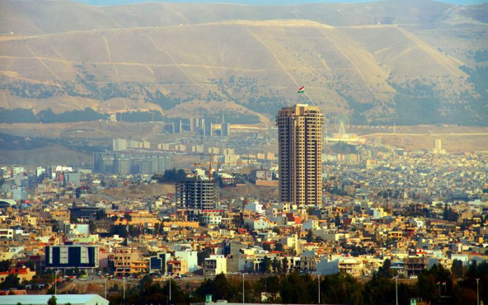 كردستان تكشف عن حجم الاستثمارات في الإقليم في سنة 2020