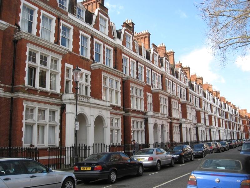 تراجع أسعار المنازل في بريطانيا