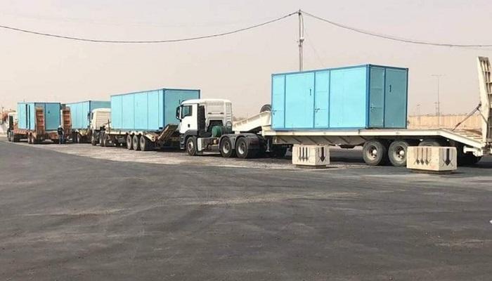 Kuwait receives Iraq four desalination plants