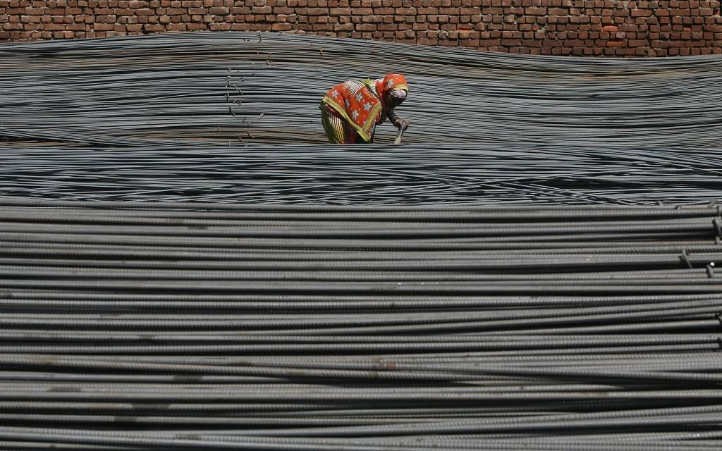 الحديد والصلب تُخصص 25% من إنتاج