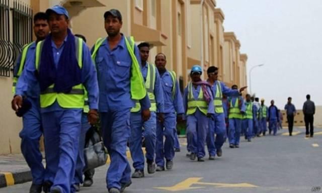 حجم العمالة الأجنبية يتجاوز الـ100ألف عامل بالعراق