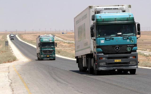Jordan is preparing to exempt 541 products from Iraqi customs duties