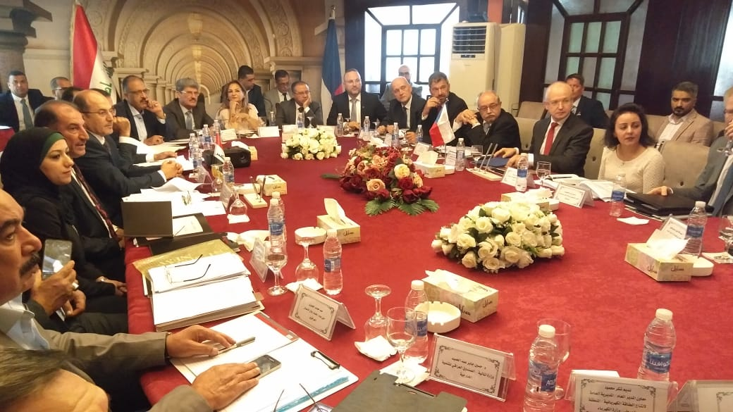 Iraq and the Czech Republic discuss activating economic cooperation and joint relations