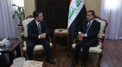 العراق يتحصل قرضاً بقيمة 10 ملايين دولار من الصين