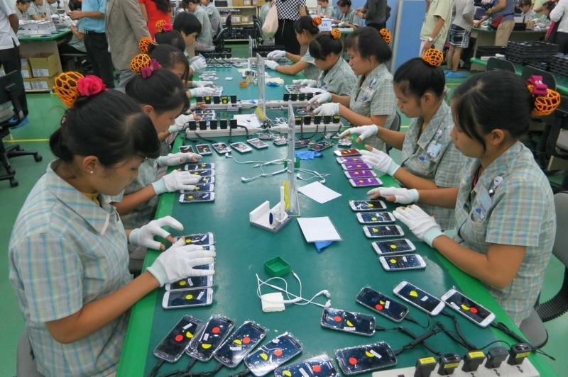 «سامسونغ» و«إل.جي إنوتك» تغلقان مصنعين