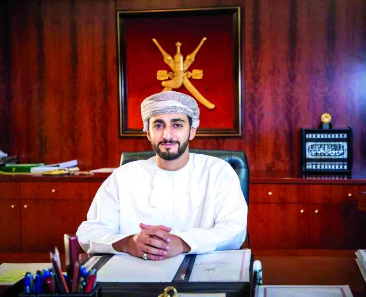 ذي يزن بن هيثم ولياً للعهد في سلطنة عمان