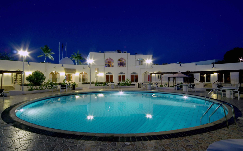 Oman Hotels transformed for the fourth quarter loss and recommends an increase in capital
