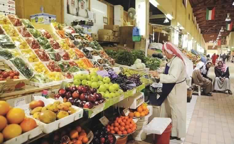 الكويت ثالث أكبر سوق للأغذية والمشروبات في المنطقة
