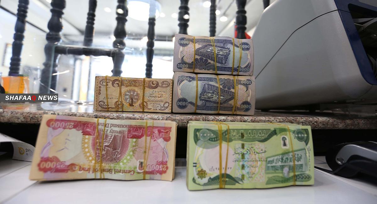 ارتفاع ودائع العراقيين لدى المصارف بأكثر من 15 %
