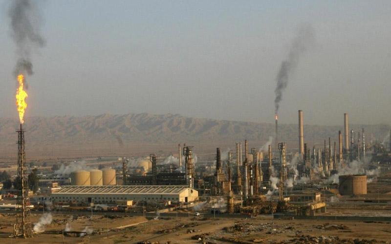 العراق يعتزم زيادة إنتاج مصفاة بيجي إلى 140 ألف