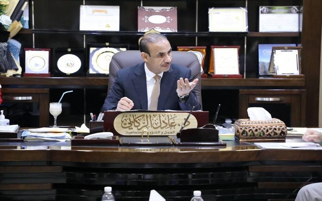 العمل العراقية تطلق رواتب العمال المتقاعدين لشهري يوليو وأغسطس