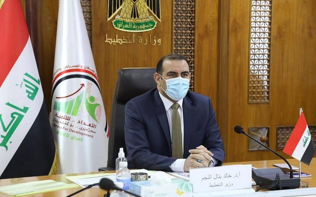 وزير التخطيط: العراق يحتاج 126 تريليون دينار لإكمال مشاريع قيد الإنشاء