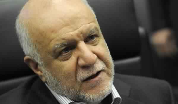 زنغنة: إيران مستثناة من اتفاق خفض إنتاج النفط