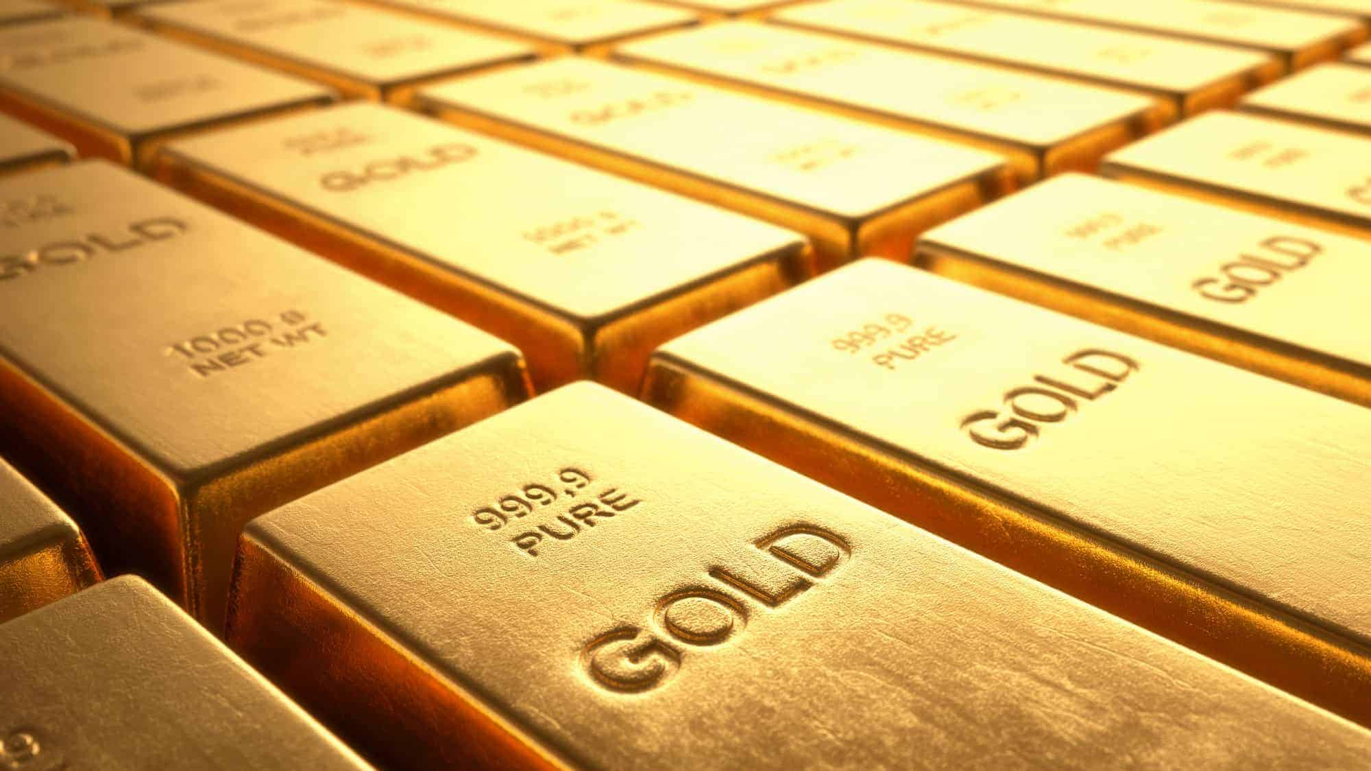 Iraq maintains the size of gold reserves at 96.3 tons