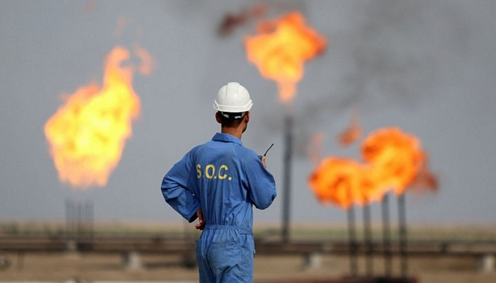 الكويت تستورد الغاز من العراق